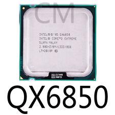 Intel Core 2 Extreme QX6850 3 GHz 8MB 1333 MHz LGA 775 CPU Processor