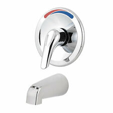 Pfister Polished Chrome Pfirst Series Single Handle Tub Filler Trim Package