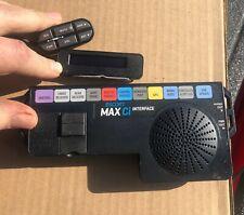 Escort Max Ci Remote Radar Detector