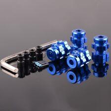 BRUSHLESS Widen 17mm HEX NUTS hubs E-MAXX Summit 3.3 Traxxas 1/10 E-REVO REVO3.3