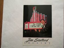 Jim Stafford Theatre Branon Missouri MO Continental Sized Postcard