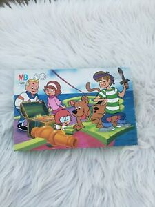 Vintage Scooby-Doo Puzzle