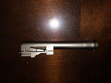 New Beretta 92 M9 fs d g elite nickel accurized barrel chrome lined 9mm rare