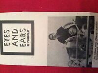 m76a ephemera 1967 film picture roy orbison mercedes