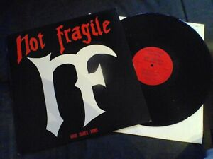 Not Fragile -- Who Dares Wins  //  VG+ Zustand  // 3247