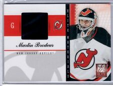Martin Brodeur 2011-12 Elite Materials SP #34 New Jersey Devils $$BV$$