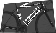 CERVELO R3 SL 2008 Frame Sticker / Decal Set