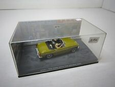 AD383 FABBRI UH JAMES BOND 007 MGB 1/43 N° 19 THE MAN WITH THE GOLDEN GUN