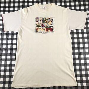 Christmas California 'Tis The Season Custom Off White Vintage T shirt One Size