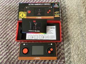 Atari Retro Handheld Console Boxed Tested & Working Hardly Used