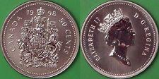 1998 Canada Half Dollar Graded as Specimen From Original Set