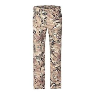X7 Military Combat Camo Ripstop Tactical Cargo Trousers Quick Dry Men's Bottoms