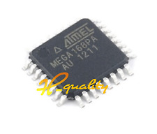 5pcs Tmega168PA ATMEGA168PA-AU TQFP-32 ATMEL CHIP IC NEW