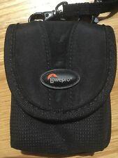 Lowepro Rezo 10 Black Compact Camera Case (UK Stock)