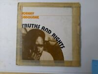 Johnny Osbourne-Truths And Rights Vinyl LP 1979