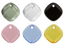 Genuine SWAROVSKI 6058 Metro Crystals Pendants * Many Sizes & Colors