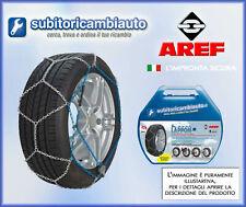 Catene da neve mod.110 AREF LAPPON 9MM Made in Italy