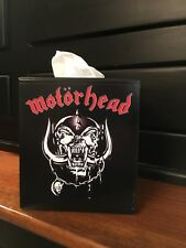 MOTÖRHEAD TISSUE BOX COVER