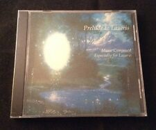 PRELUDE TO LAZARIS, Channeled Music, Healing, Meditation, CD