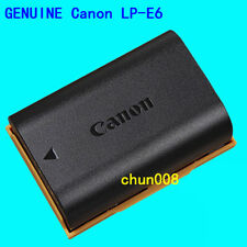 Genuine Original Canon LP-E6 Battery for EOS 5D II 5D III EOS 7D 6D 60D LC-E6E
