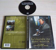 DVD FILM LA LEGENDE DU SAINT BUVEUR RUTGER HAUER JAQUETTE ONDULE HUMIDITEE