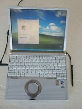 "Panasonic Toughbook CF-T4 12.1"" 40GB,504MB Intel Pent M 1.20 GHz. WORKING"