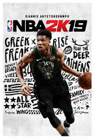NBA 2K19 2K Xbox One 2019 Digital Code INSTANT DELIVERY