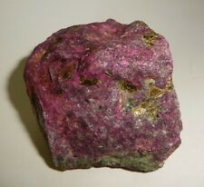 Ruby Crystal Natural Rough Stone India 300 grams Reiki Crystal