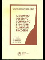 Il disturbo ossessivo compulsivo e i disturbi alimentari psicogeni, Cortina