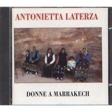 ANTONIETTA LATERZA - Donne a Marrakech - CD SIGILLATO SEALED