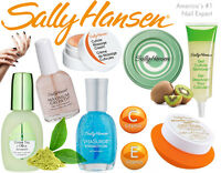 Sally Hansen Nail Treatment Growth Moisturizer Cuticle Remover 10 Variations