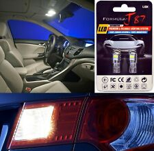 LED 3030 Light White 5000K 921 Two Bulbs Back Up Reverse Replacement Lamp Fit