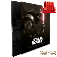 NEW Star Wars Limited Edition Stunning Collectable Coin Set 24 Coins Folder