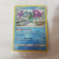 Suicune Lost Thunder Exclusive Legendary Pokemon Promo Holo Rare - Sealed...