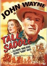 TALL IN THE SADDLE JOHN WAYNE ELLA RAINES WARD BOND  WARNER 2005 DVD OOP