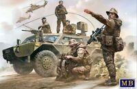 Masterbox 1:3 5 - Bundeswehr Allemand Militaire Cadeau Jour MAS35195