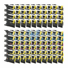 100+ PACK LC71 LC75 Ink Cartridge for Brother MFC-J5910DW MFC-J625DW MFC-J6510DW