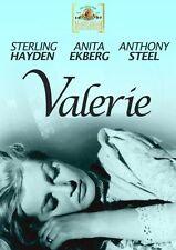 Valerie DVD - Sterling Hayden, Anita Ekberg, Anthony Steele, Peter Walker