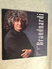 ANGELO BRANDUARDI CD IL DITO E LA LUNA EMI 4 95302 2 1998 MUSICA ITALIANA