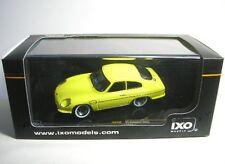 DB Panhard HBR 5 (giallo) 1958
