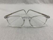 Jean Lafont Socrate 001 Eyeglasses Glasses Optical Frame 49-20-145 Clear