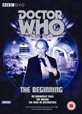 Doctor Who The Beginning - DVD Region 2