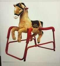 NEW! Rockin' Rider Maverick Plush Spring Horse FREE SHIPPING