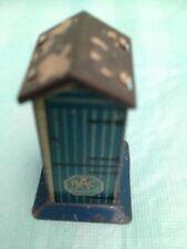 Rare Vintage Dinky Accessories Tin Plate RAC Box No 43a