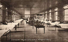 Leicester Royal Infirmary. Rodgers Ward.