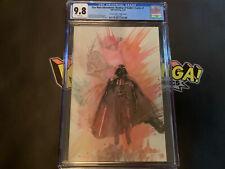 Star Wars Adventures Shadow of Vader's Castle #1 Mack Virgin CGC 9.8 LTD 501