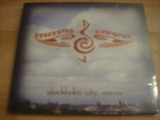 SEALED RARE Stockholm City Voices CD More Love SWEDEN Somewhere Over the Rainbow