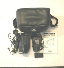 Panasonic Palmcorder 23X Hi Definition Zoom Lens Camera, Case & Accessories (t)