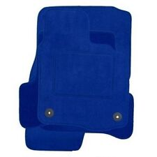 DACIA DUSTER 2013 ONWARDS BLUE TAILORED CAR MATS