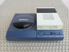 Commodore Amiga CD32 con lettore Floppy Disk Amiga CD32 Floppy Drive Raro.